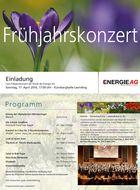 Frühjahrskonzert der EnergieAG Musik