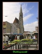 Frühjahrsmarkt in Neuötting