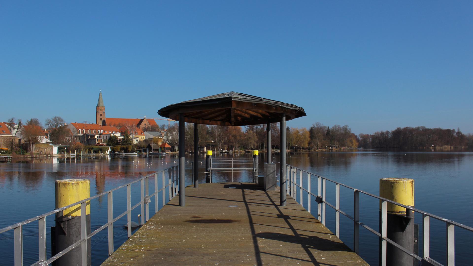 Frühjahrsstart in Brandenburg