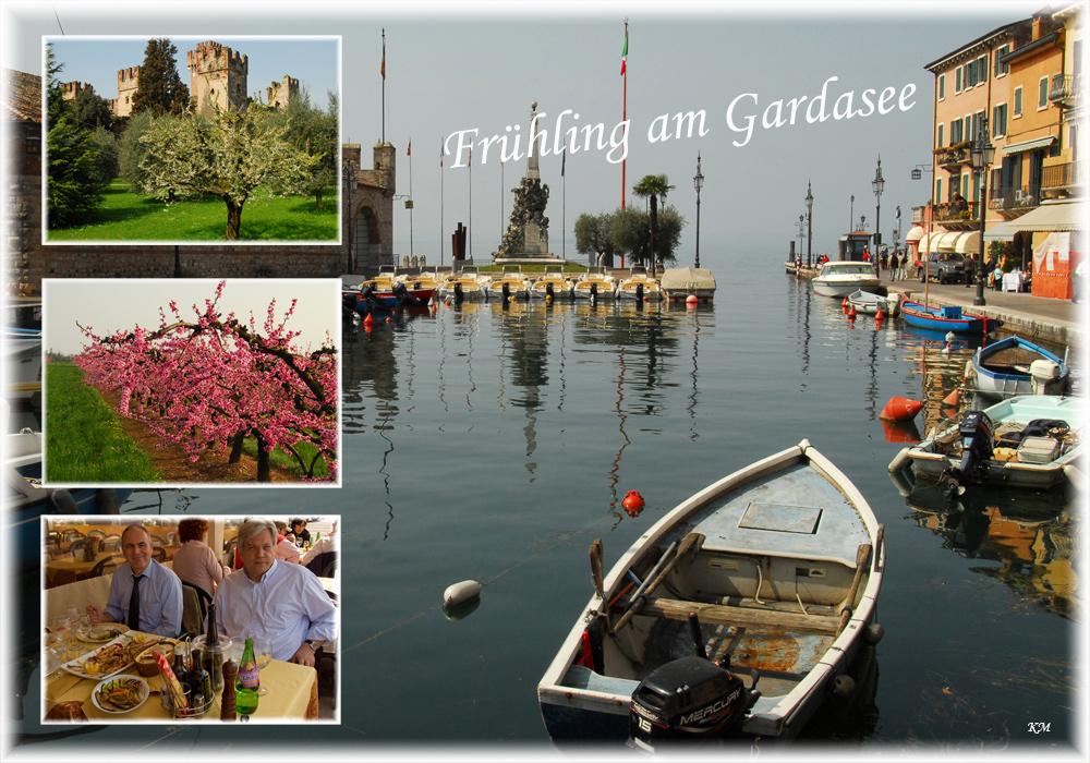 Frühling am Gardasee