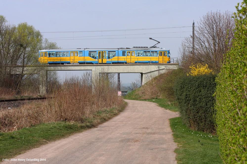 Frühling am Gleis3eck