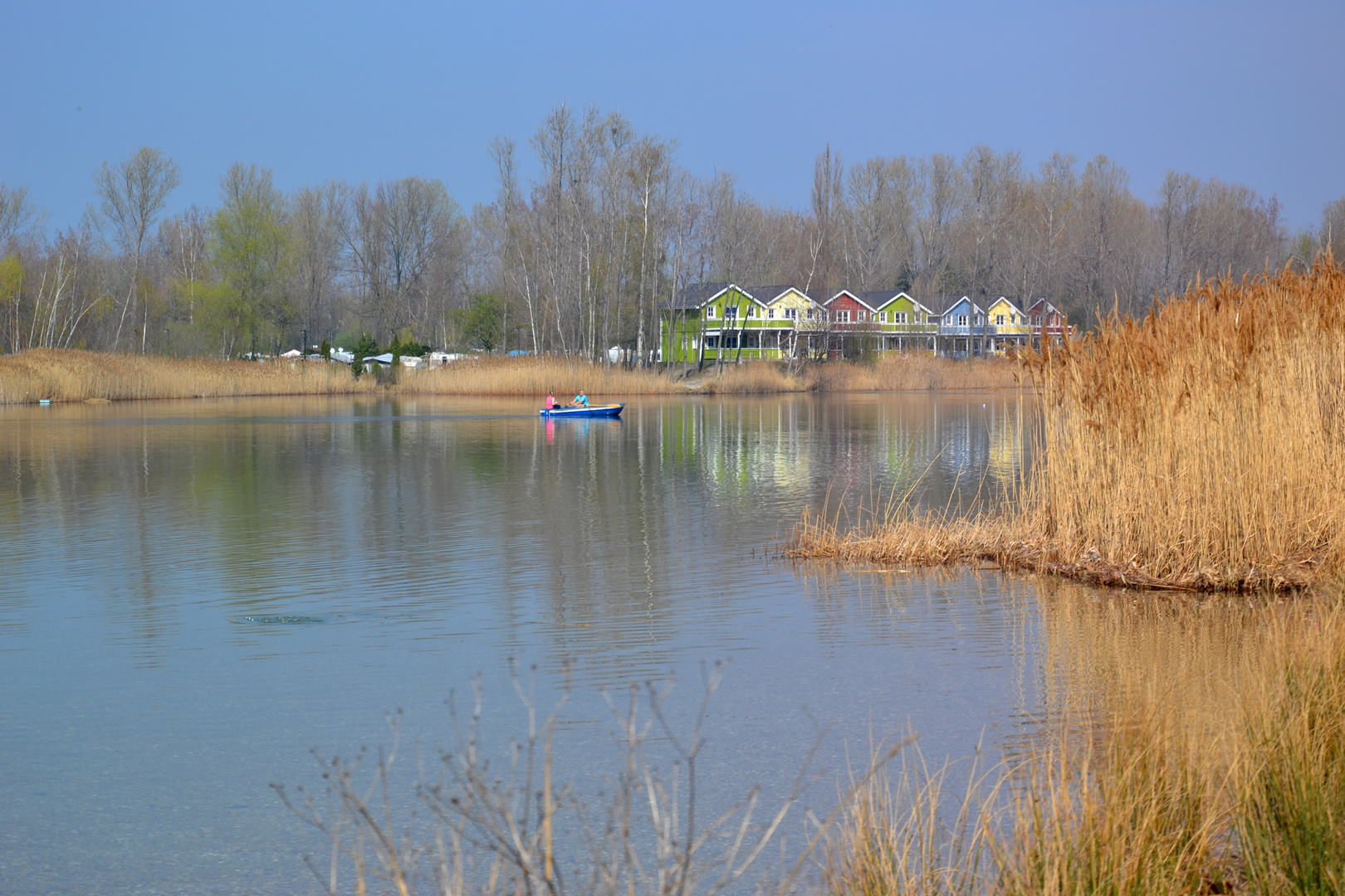 Frühling am Kulkwitzer See