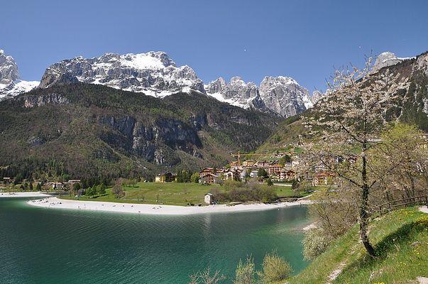 Frühling am Lago di Molveno