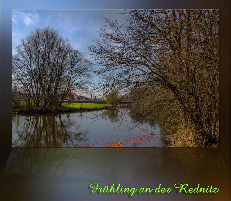 Frühling an der Rednitz 2