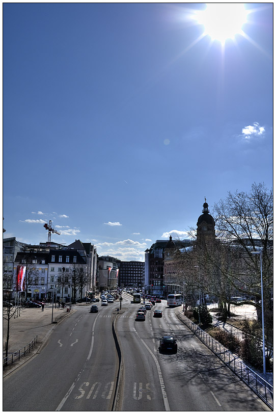 Frühling Hamburg