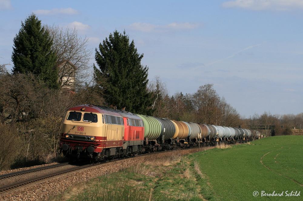 Frühling im Dieselparadies! (3)