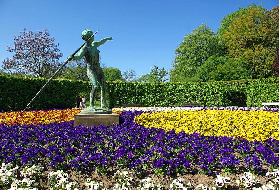 Frühling im Grugapark Essen 2