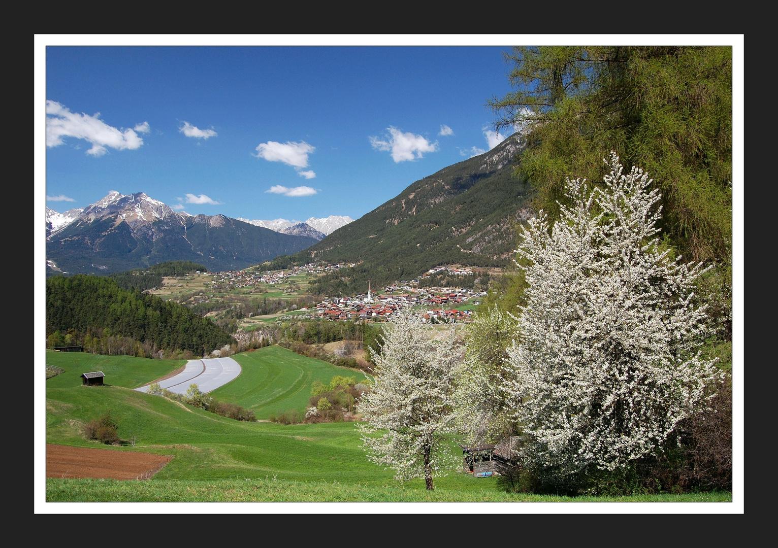 Frühling im Tiroler Oberland
