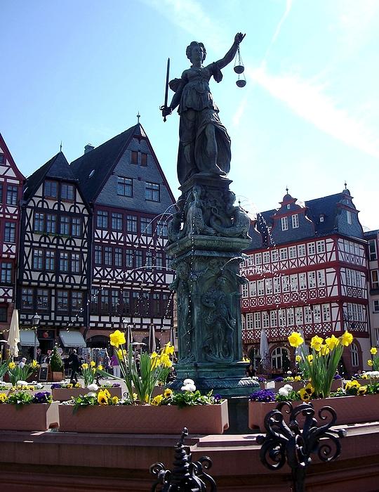 Frühling in der City II