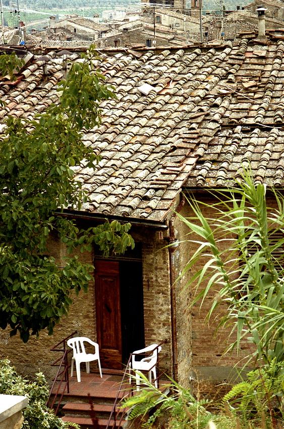 Frühling in der Toscana
