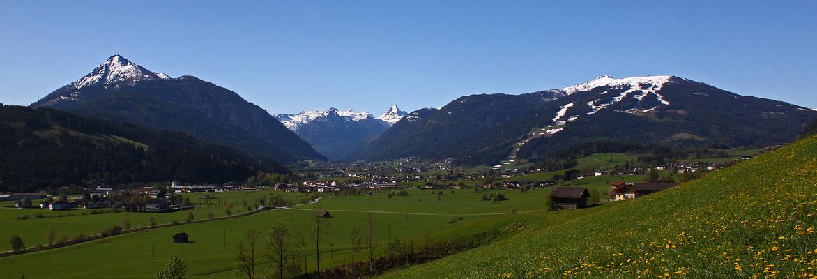 Frühling in Flachau