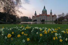 Frühling in Hannover