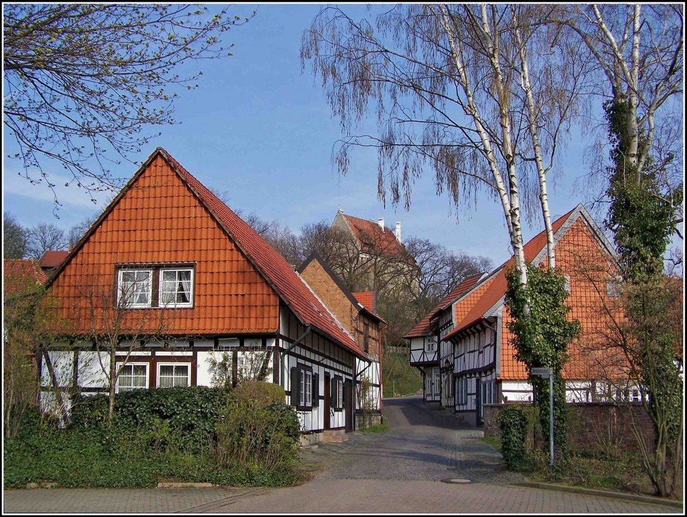 Frühling in Hornburg
