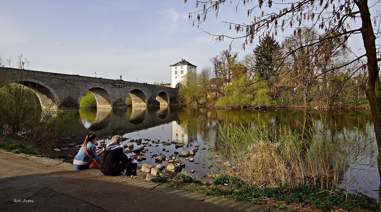 Frühling in Limburg