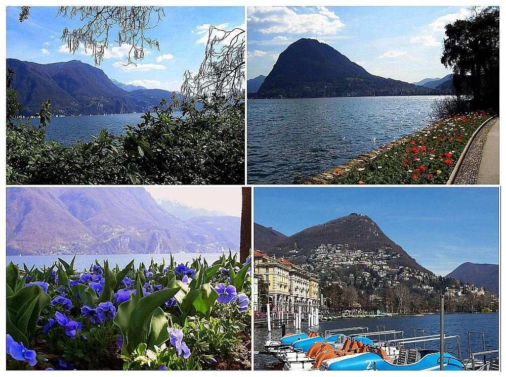 Frühling in Lugano