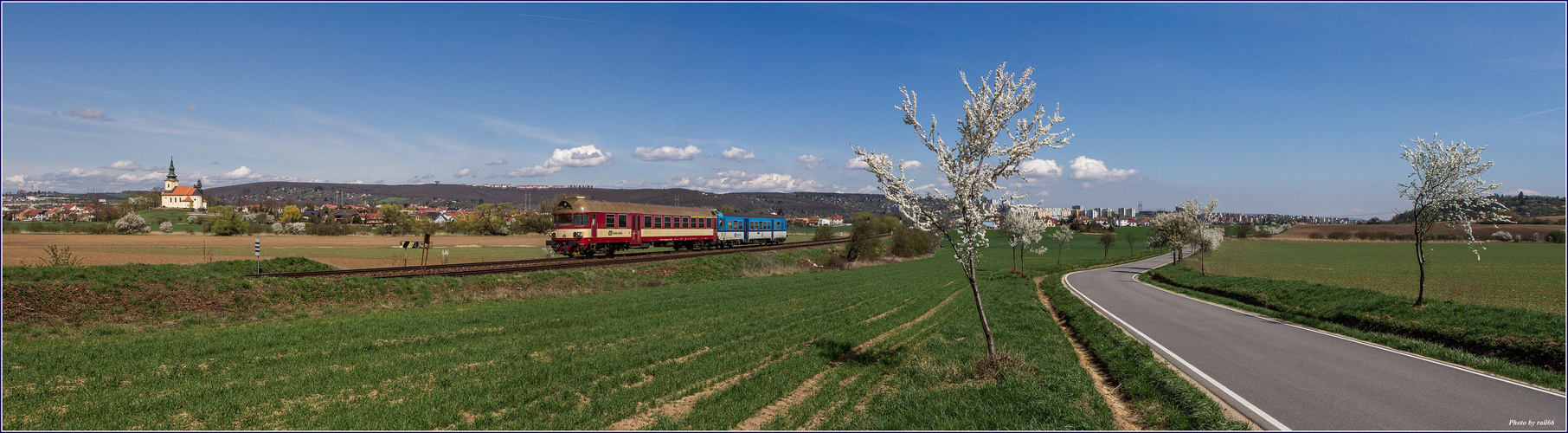 Frühling in Mähren