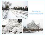 Frühling in Norddeutschland!