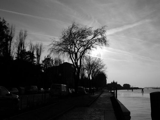 Frühling in Venedig