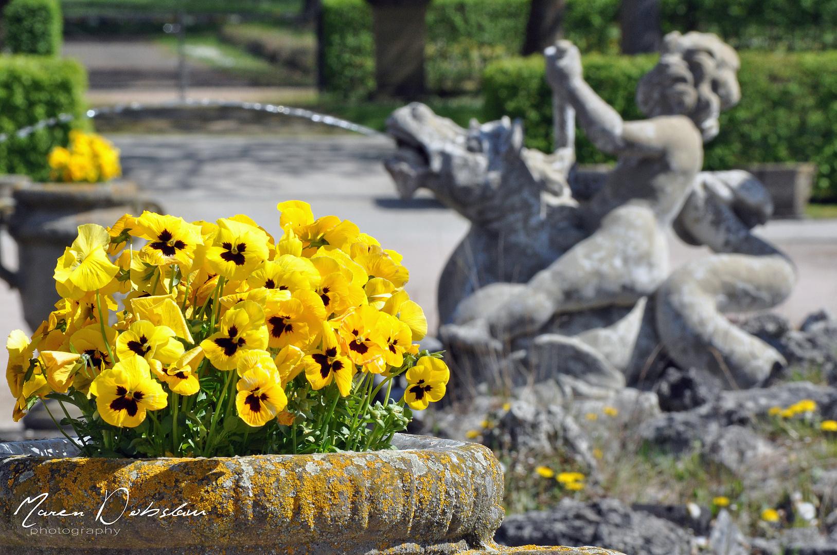Frühling in Weikersheim