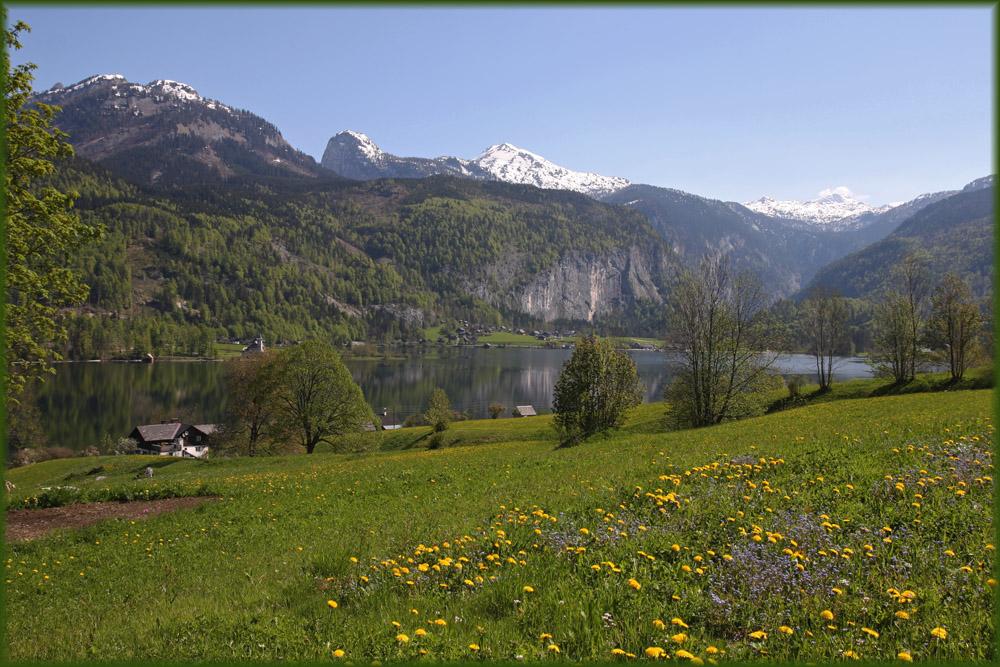 Frühling in Wienern (Grundlsee)