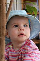 Frühling lässt meinen blauen Hut...