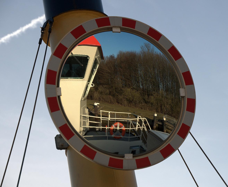 Frühlings-Anfangs-Nord-Ostsee-Kanal-Kreuzfahrt