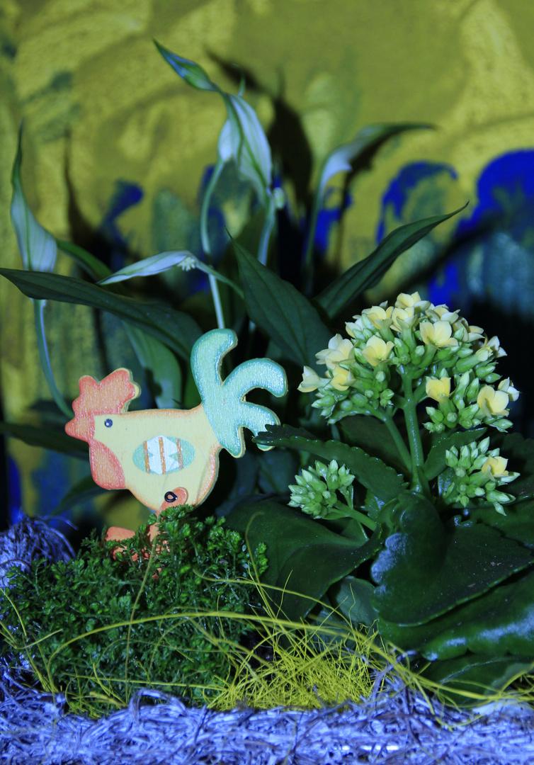 Frühlings / Oster - gesteck
