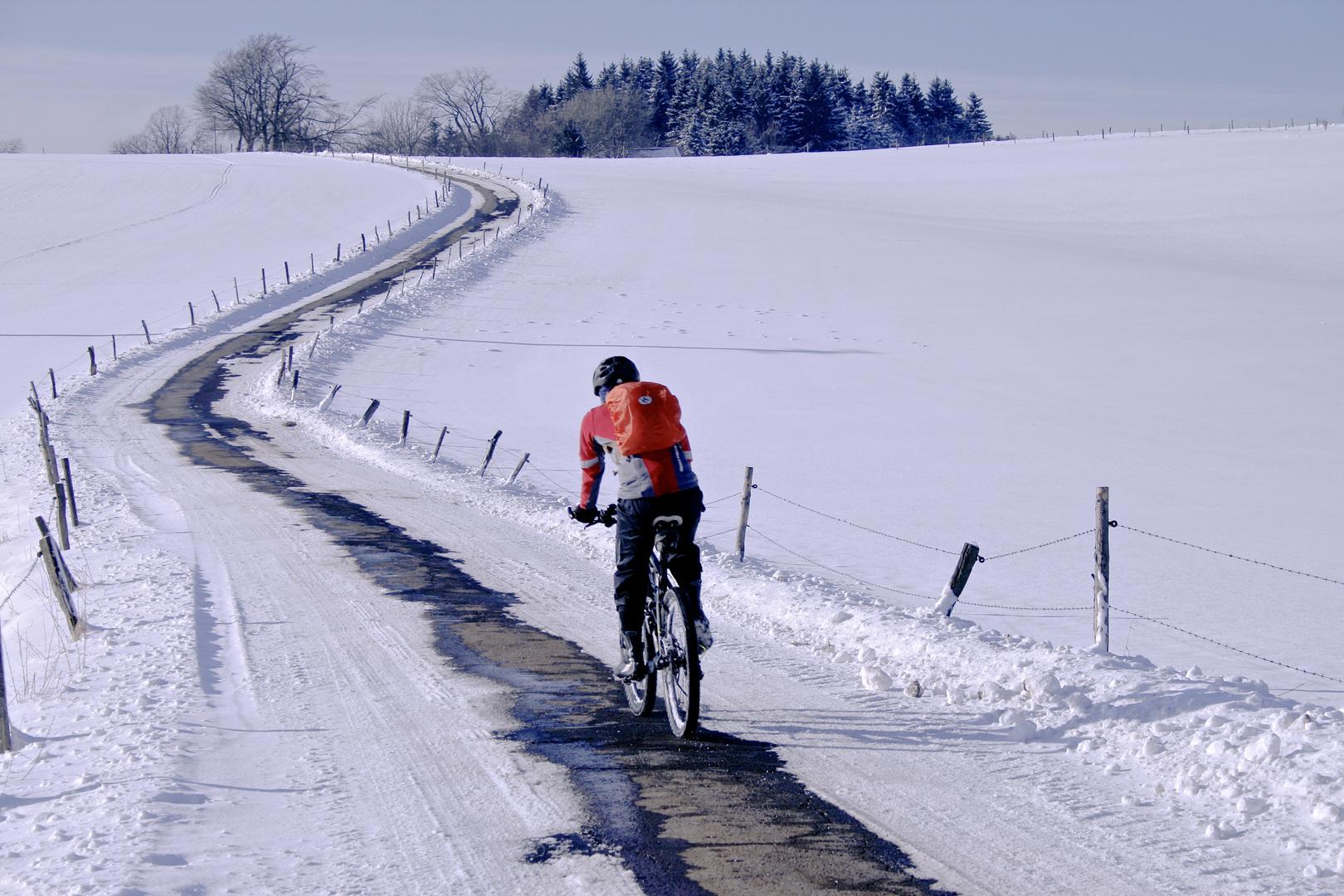 Frühlings- Radtour