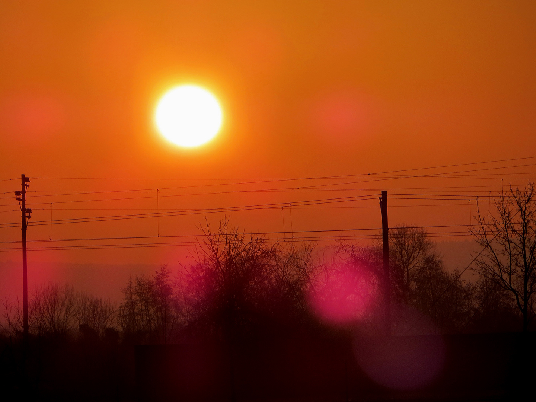 Frühlings Sonne