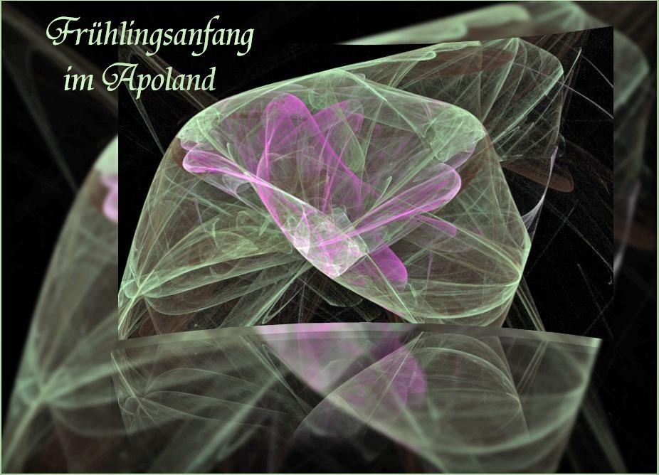 Frühlingsanfang im APOland