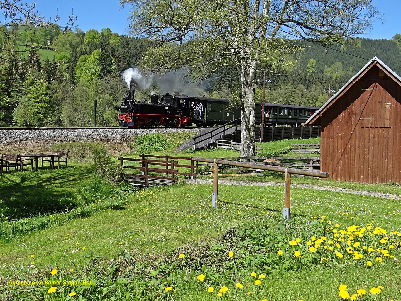 Frühlingserwachen im Preßnitz-und Schwarzwassertal