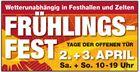 Frühlingsfest im Rahmen der Tage der offenen Tür bei GRAF´S Reisen am 02.04.11 + 03.04.11