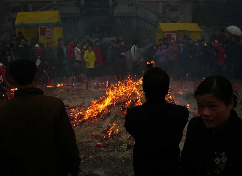 Fruehlingsfest in Hefei