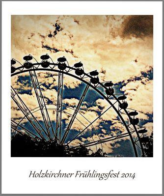 Frühlingsfest in Holzkirchen