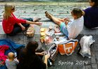 Frühlingsgefühle am Rhein