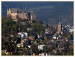 Frühlingsgruß aus Marburg