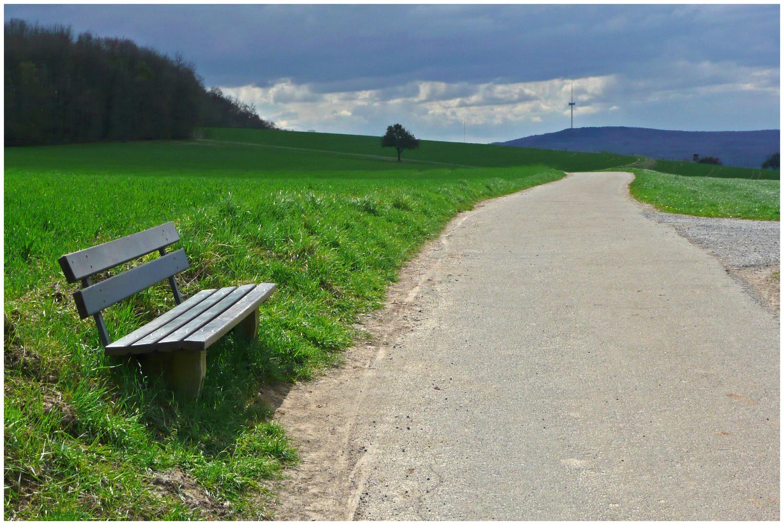 Frühlingslandschaft (2)