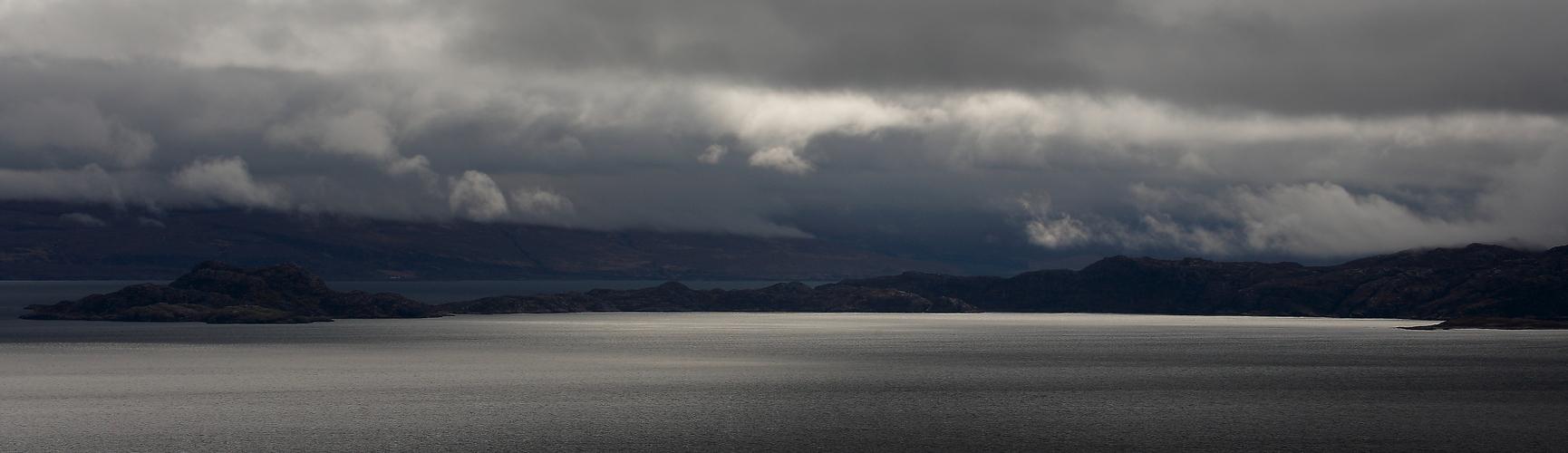 Frühlingsmorgen auf Skye ...