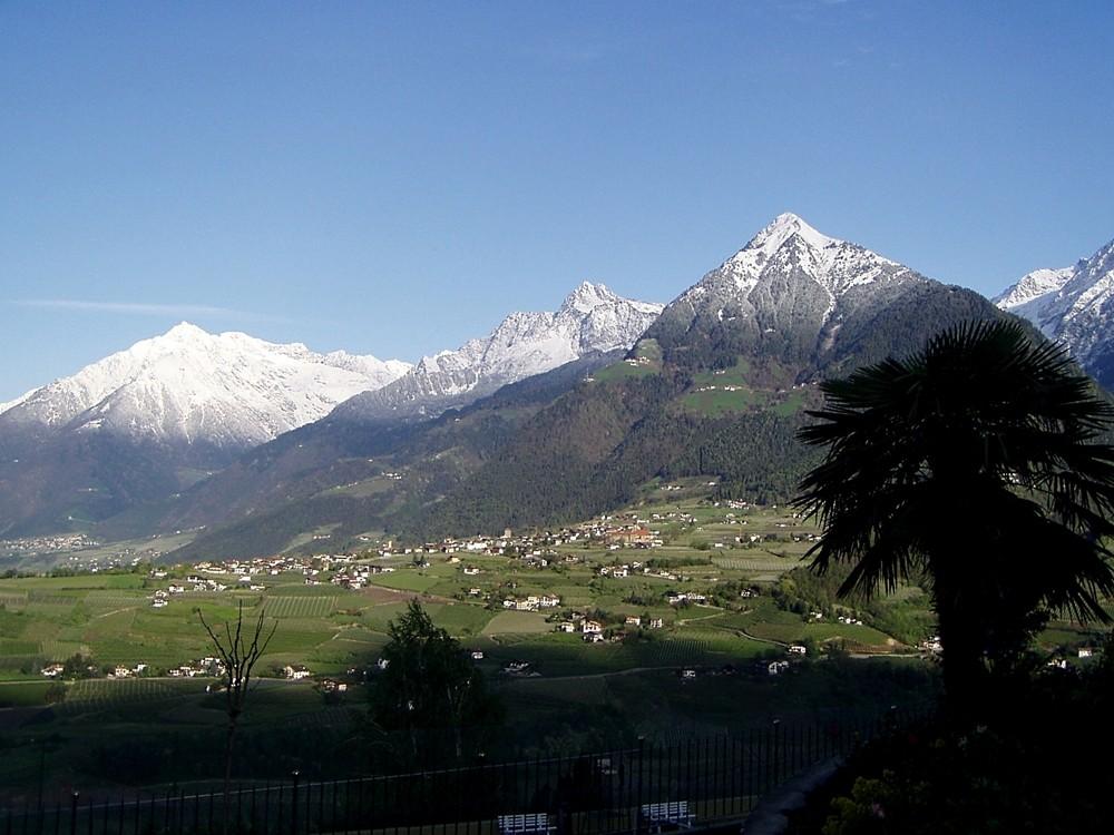 Frühlingsmorgen in Südtirol
