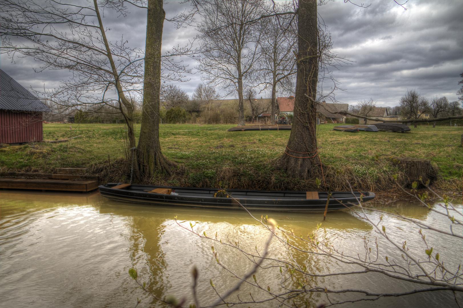 Frühlingspause im Spreewald