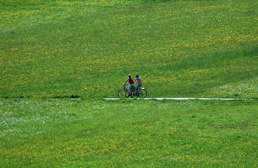 Frühlingsradtour