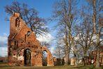 Frühlingsstimmung in der Klosterruine