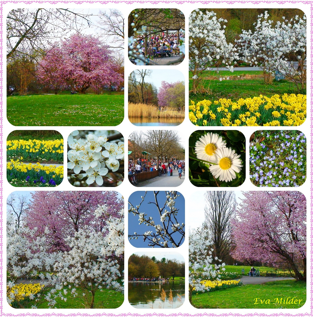 Frühlingswach