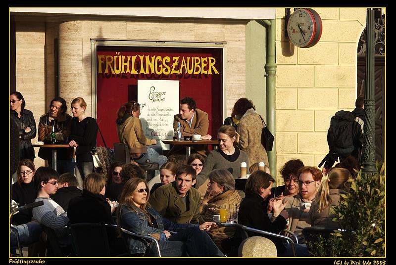 Frühlingszauber in Augsburg