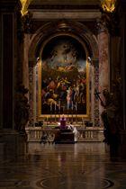 Frühmesse in St. Peter