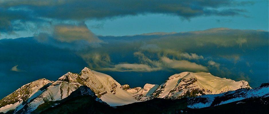 Frühmorgens auf der Alp da Siat (GR/CH)