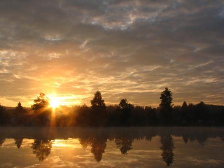 frühmorgens III