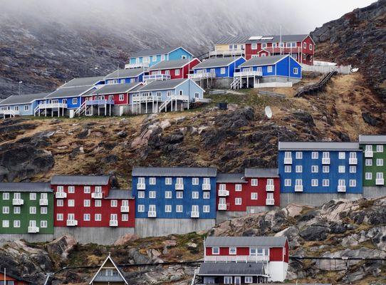 Frühsommer in Grönland