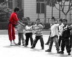 Frühsport in Guangzhou