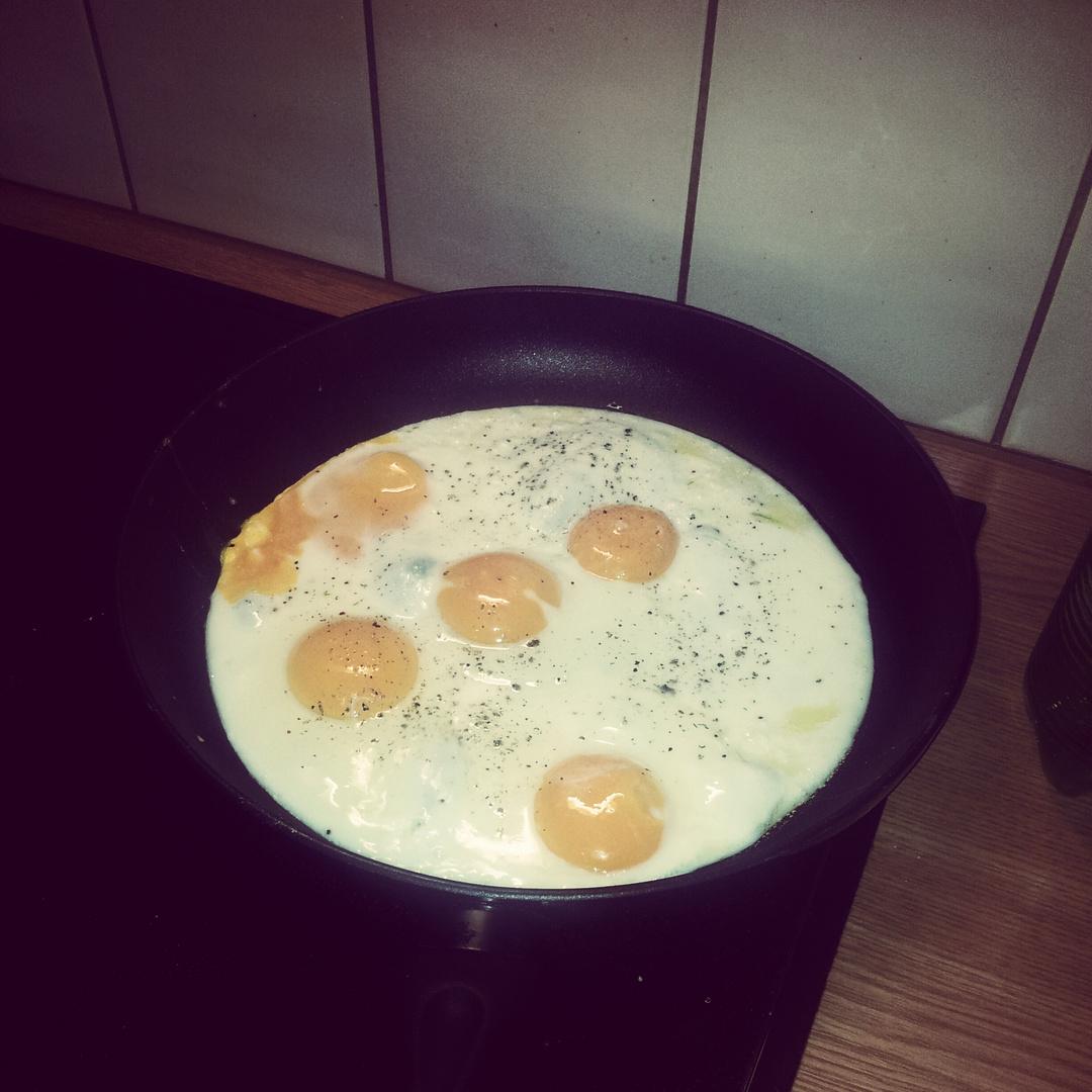 Frühstück.....
